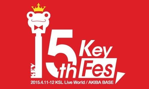 Key 15th Fes,